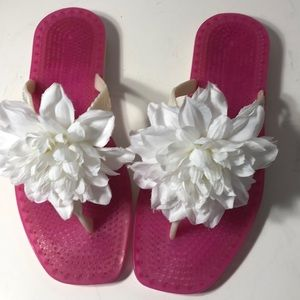 Kate Spade Bella Jellies Made in Italy Size 9